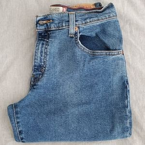 Levi's-550•Classic Relaxed Fit Bootcut Jeans